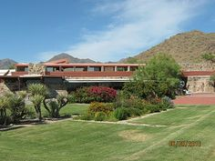 The Whited Sepulchre: Taliesin West, Frank Lloyd Wright, and Eminent Domain