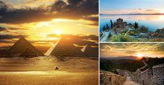 Todos estos sitios del planeta ofrecen grandes miradores para ver hermosos amaneceres. ¡Realmente imponentes! Descubre más en La Bioguía