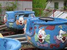 Whalom Park Lunenburg, MA: Bouncer (teacup ride)