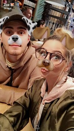 Awww they are so cute together!! ❤❤
