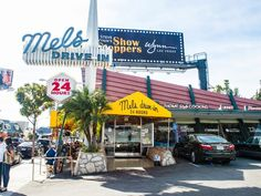 LA Eats: Mel's Drive-In Indoor Amusement Parks, Los Angeles Travel Guide, California Travel Guide, Moving To Another State, La Eats, Foie Gras, Nightlife, Places To Travel, Wander