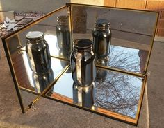 Picture of Simple Solar Cooking Jar. I'd use a flatter black paint, maybe high temp, and you could put it inside a larger clear jar as insulator