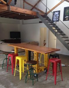 8 Nice Tips AND Tricks: Industrial Shop Garment Racks industrial loft restaurant.Industrial Loft Restaurant industrial home fireplace.