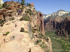 Driving from San Diego, CA to Zion National Park ~ recommended by blogger Christy @ Ordinary Traveler!