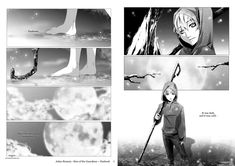 ROTG FanComic + pages 1-2 by *VanRah
