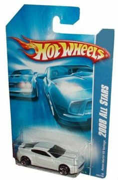 Mattel Hot Wheels 2008 All Stars Series 1:64 Scale Die Cast Metal Car # 50 - White Luxury Sport Coupe Aston Martin V8 Vantage by Mattel. $14.95. 1:64 Scale. Diecast Metal & Plastic Parts. Realistic Details. For age 3 and up. Mattel Hot Wheels 2008 All Stars Series 1:64 Scale Die Cast Metal Car # 50 - White Luxury Sport Coupe Aston Martin V8 Vantage