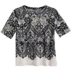 J.crew Hoodies Lace-printed Sweatshirt - LoLoBu