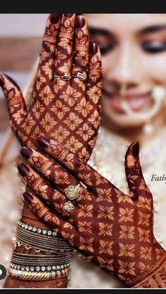 Stylish Mehndi Designs, Mehndi Designs For Girls, Mehndi Design Photos, Henna Designs Easy, Dulhan Mehndi Designs, Best Mehndi Designs, Mehndi Images, Mehandi Designs, Mehendi