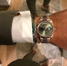 Rolex Day-Date II Fine Watches, Cool Watches, Watches For Men, Luxury Watches, Rolex Watches, Rolex Day Date, Watch Companies, Patek Philippe, Seiko