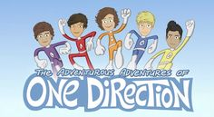 The Adventurous Adventures of One Direction | andPOP.com  This is so ridic that it works.