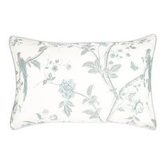Summer Palace Pillowcase at Laura Ashley