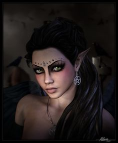 Dark dreams - Page 264. Costume HalloweenElf ... 288e57a563e45