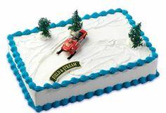 snowmobile+cakes | Field  Stream Snowmobile Cake Kit