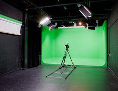 The Green Screen Studio