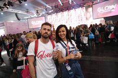 Vöslauer @ GLOW The Beauty Convention by DM #vöslauer #jungbleiben #event #erfrischung Dm, Events, Sports, Beauty, Fashion, Swimming, Life, Hs Sports, Moda