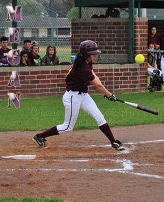 New Boston Lady Lion, #9 Megan Eubanks a junior playing short stop.