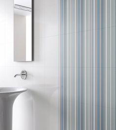 tacto- white body wall tiles satin finish | Marazzi Espana