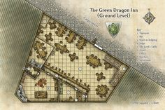 the green dragon inn - Google Search