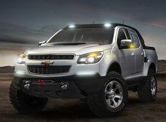 Chevy Colorado Rally Concept