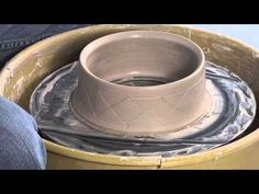 Pottery Video: How to Throw and Assemble a Yummy Candy Dish A lot of great pottery tutorials