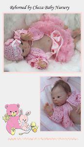 Sammie Stoete Doll KIT TO Make A Reborn Baby | eBay
