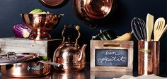 81194 The Five-Star Kitchen: Copper Cookware & More 10.16.2013