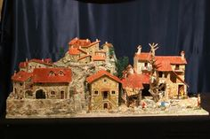 Click to Close Diorama, Nativity, Mac, Villa, Ceramics, Houses, Nativity Sets, Nativity Scenes, Miniatures