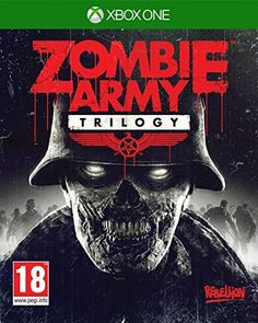 Zombie Army Trilogy (Xbox One) by Sold Out @ niftywarehouse.com #NiftyWarehouse #Zombie #Horror #Zombies #Halloween