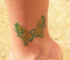 cerebral palsy awareness tattoo
