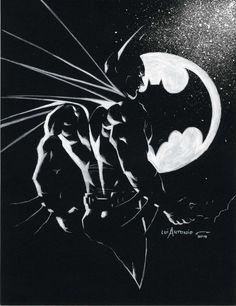 Batman by Lui Antonio