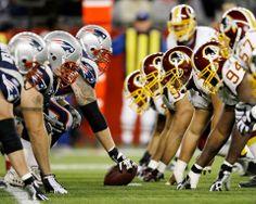 Pats vs Redskins