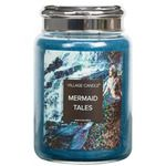 Next stop: Pinterest Candle Jars, Mason Jars, Candle Reading, Blue Hibiscus, Large Glass Jars, Mermaid Tale, Candle Accessories, Halloween Candles, Scented Oils