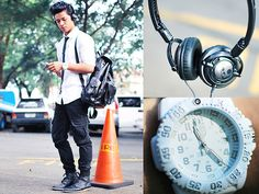 Beat Goes On (by David Guison) http://lookbook.nu/look/3869756-Beat-Goes-On