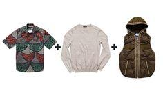 Sobreposições  #layering #moda #modamasculina #modaparahomens #menswear
