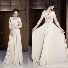 Long Formal Party Women Evening Dresses