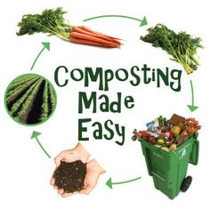 Composting tips.