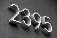 Modern houses, House numbers and Modern on Pinterest - ^