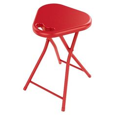 Folding Stool with Handle (Set of 4) - urb SPACE : Target