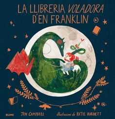 Booktopia has Franklin's Flying Bookshop, Franklin and Luna by Jen Campbell. Buy a discounted Hardcover of Franklin's Flying Bookshop online from Australia's leading online bookstore. Buch Design, Design Art, Classic Fairy Tales, Children's Picture Books, Children's Book Illustration, Book Illustrations, Book Cover Design, Graphic, Cover Art