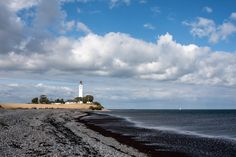 Lighthouse near Keldsnor on Langeland by Steen Rasmussen, via 500px