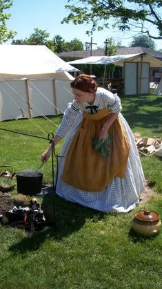 Katie Jacobs: Greenfield Village Civil War Remembrance 2010
