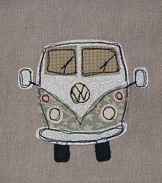 camper van - I so have to do this for my son...