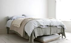 love layers of cozy bedding....more please