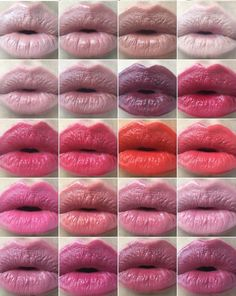 BH Cosmetics Ultimate 28 Lip Palette & 28 Lip Swatches