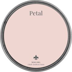 Shop - Brushed Design Co. Blush Pink Paint, Pink Paint Colors, Paint Colors For Home, House Colors, Light Pink Paint, Wall Colors, Pale Pink, Traditional Paint, Wise Owl