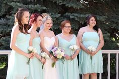 TJ and Brooke - the girls  #BlackHillsReceptions