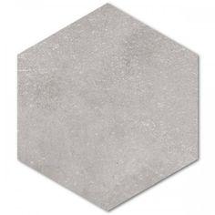 Hexágono Rift Cemento 23x26,6 w kategorii PŁYTKI HEKSAGONALNE