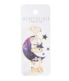 Wish Upon A Star Ring 5-Pack -