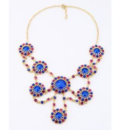 Fashion accessories elegant design short necklace from bemodia.com