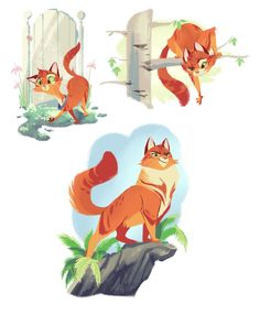 Firestar by Bedupolker on deviantART